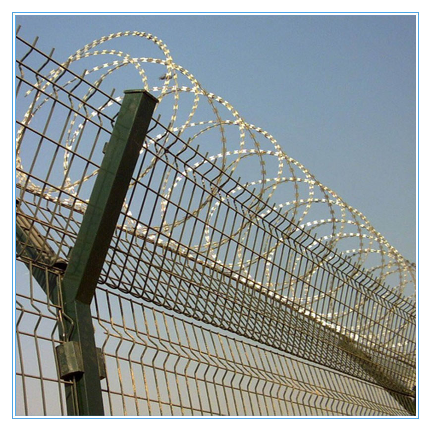 Razor Wire,barbed wire,Pingdu Mingzong Hardware Factory